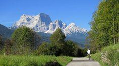 #Ciclabile delle #Dolomiti (foto di Oscar Cadore)