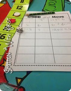 Addition and Subtraction games!