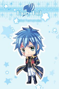 Anime/manga: Fairy Tail Character: Jellal/all of his other alliances