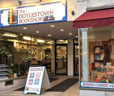 Doylestown, PA - The Doylestown Bookshop is a locally owned and operated bookstore dedicated to preserving the heritage and traditions of independent bookstore ideals. Since opening  in 1998, they have been able to offer their customers an alternative to the ordinary. They carry an extensive inventory of new and nearly new books from classic literature to current bestsellers.