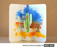 Video: Mariana shows how you can make creative pop-up cards with coordinating stamps and dies