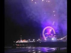 The All New Pacific Wheel Opening Fireworks