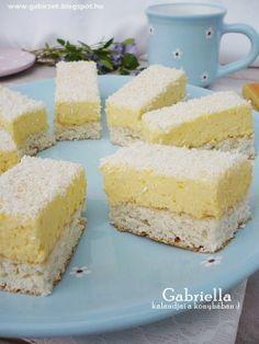 Gabriella kalandjai a konyhában :): Raffaello szelet vagy Habos kókusz szelet?
