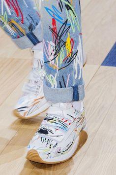 Dior Homme SS2015 details