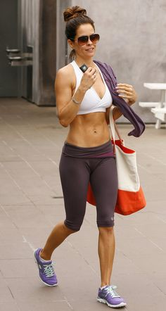 Brooke... amazing at 42. Thats what I'm talking about!!