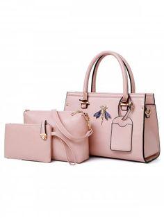 Cheap Shoes, Michael Kors Hamilton, Fashion Bags, 3 Piece, Crossbody Bag, Purses, Shoe Bag, Stylish, My Style