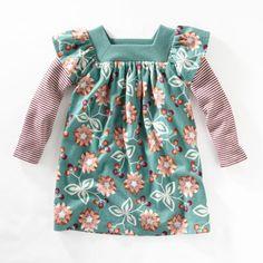 Flor de Papel Mini Dress