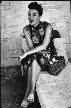 Gypsy Rose Lee, 1956