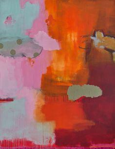 "Saatchi Online Artist: Christiane Lohrig; Acrylic 2011 Painting ""Ansichtsache"""