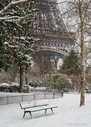 Exactly what I dream about when I think of Christmas in Paris....