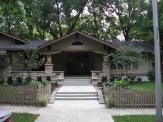 home exteriors ranch style   ... of the Week – Historic Luxury   At Home in Brookside, Kansas City