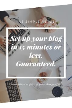 How To Launch A Self-Hosted WordPress Blog In 15 Minutes Or Less. So, you decided you want to start your blogging journey – but it all looks complicated to you, right? This guide has you covered: A simple, straightforward, step-by-step tutorial on starting your blog with wordpress. Blogging tips. Start a blog. Blogging for beginners