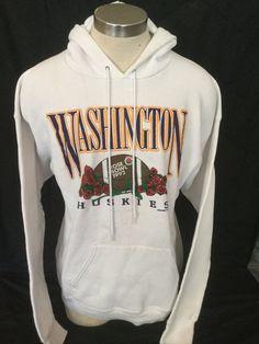 Vintage University Of Washington Sweatshirt 80