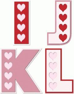 42 Best Printable Letters Images On Pinterest Alphabet Letters