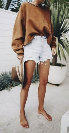 Brilliant Summer Outfits to Copy ASAP - Spring outfits - Summer outfits - fashion outfits - casual fashion Spring Look, Spring Summer Fashion, Spring Outfits, Winter Fashion, Beach Outfits, Men Summer, Style Summer, Best Summer Outfits, Summer Styles