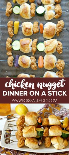 Chicken Nugget Dinne