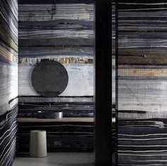 Glamora wallpaper OLYMPE at Behangfabriek