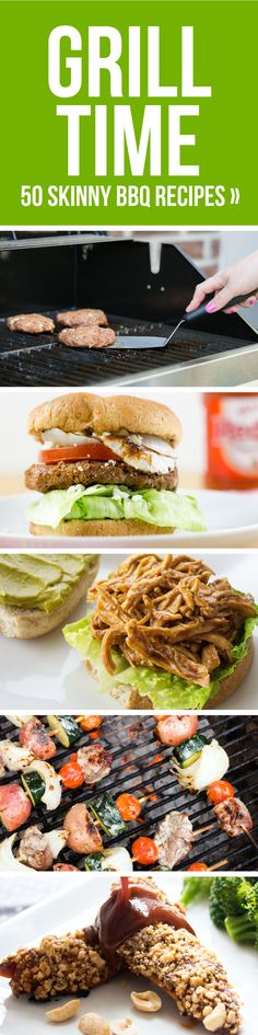 Serve up these healthy recipes!