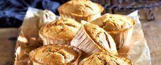 UKENS KAKE: Disse muffinsene er perfekt turmat - Aperitif.no Norwegian Food, Norway, Muffins, Cooking, Breakfast, Kitchen, Morning Coffee, Muffin, Brewing