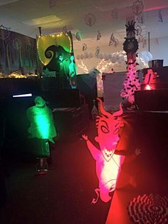 Nightmare decorations