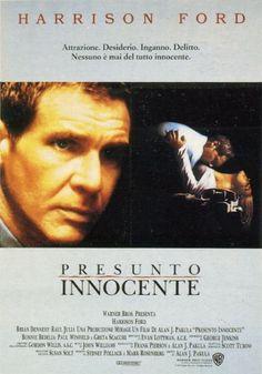 Presunto innocente - Pakula (1990) - *** - lug 2016