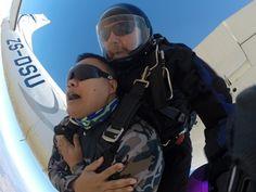 Skydive Durban - Saturnino skydiving in Durban. Base Jumping, Bungee Jumping, Nepal Mount Everest, Whitewater Kayaking, Canoeing, Rock Climbing Gear, Hang Gliding, Canoe Trip, Skydiving