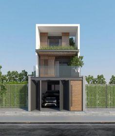 Công ty xây dựng Đức Lộc giới thiệu Mẫu thiết kế nhà ống 2 tầng 3 phòng ngủ 5x20m. Đây là mẫu nhà tương đối nhỏ nhắn thích hợp cho những gia...