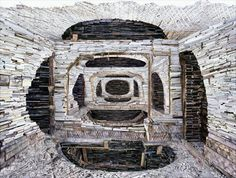 """Destroyed House"" by Marjan Teeuwen"