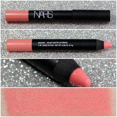 NARS Velvet Matte Lip Pencil in Bolero