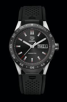 La montre connectée de Tag Heuer
