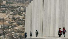 The Wall in the West Bank