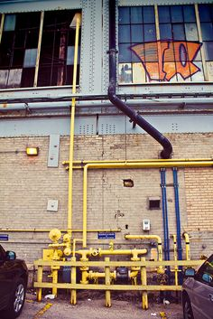 Pipes at CN by ajbatac, via Flickr