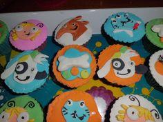cupcakes de DOKI