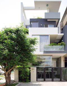 Blog Vườn đứng trong nhà phố tại Sài Gòn | Nhà thầu vàng