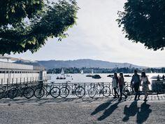 Scoprire Zurigo a piedi. Itinerari urbani per vivere la città in relax.  #zurichwonderland #zurich
