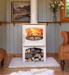 Charnwood C Five Defra Roved Stove Wood Fuel Foyers Log Burner