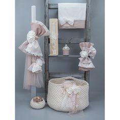 """Βαπτιστικό σετ """"Λουλούδια"""" σε λευκές/ροζ αποχρώσεις με τσάντα, λαμπάδα, σετ λαδιού, λαδόπανα και κεράκια, Σετ βάπτισης """"Λουλούδια"""" πλήρες-οικονομικό-μοντέρνο-τιμές-προσφορά, Βάπτιση κορίτσι θέμα """"Λουλούδια"""" πλήρης, Θεματική Ladder Decor, Home Decor, Decoration Home, Room Decor, Home Interior Design, Home Decoration, Interior Design"""