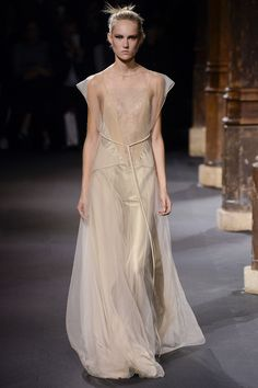 Vionnet Spring 2016 Ready-to-Wear Fashion Show