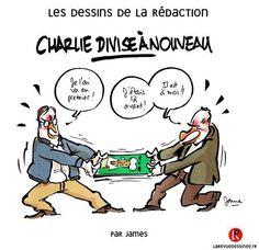 Charlie divise à nouveau