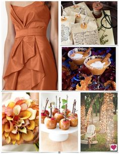 Bliss Weddings Boston Blog: Fall Wedding Inspiration
