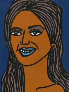 1968 - Margarita Reyes (Valle W)