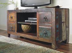 The Dump Furniture - GANGES PLASMA CONSOLE