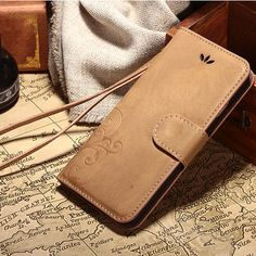 """Luxury Flip Leather Wallet Case Stand Cover For iPhone 6 PLUS 5.5""""/4.7""""/5S in Cell Phones & Accessories, Cell Phone Accessories, Cases, Covers & Skins 
