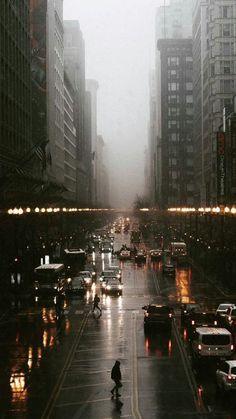 Rainy day in Shtettl