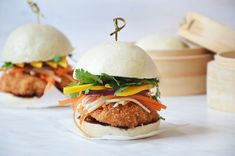 Kublanka vaří doma - Bao burger
