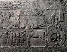 The Library of Ashurbanipal in Nineveh, in the modern city of Mosul, Iraq, held at least 30,000 cuneiform documents written in the 7th and 8th centuries BC.