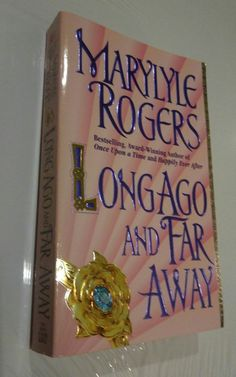 Long Ago and Far Away Vol. 1 by Marylyle Rogers pbk GUC