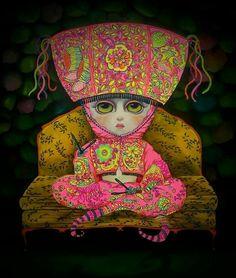 By Joan Alfaro, peruvian
