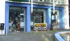 Graffitiartist.com- pop up shop & gallery