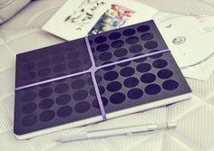 dot on #notes - Das #Notizbuch mit den bunten #dots  #klebepunkte #Illustrationen #Tagebuch #diy #doton #diary
